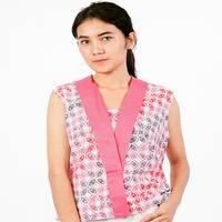 Aurelia Batik KY1 Merah Muda
