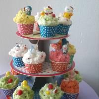 Lilin Cup Cake